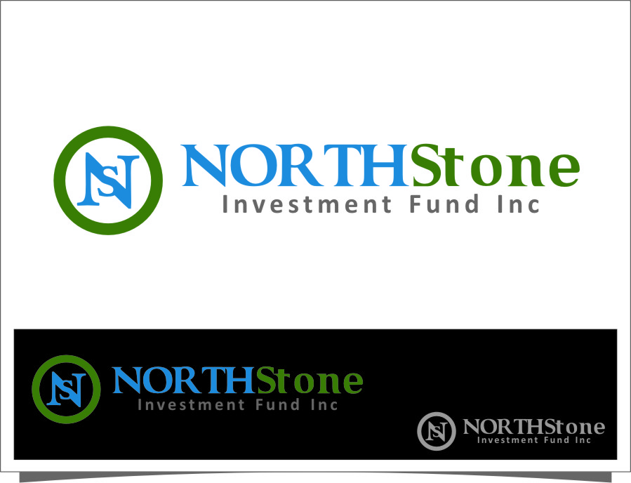 Logo Design by RasYa Muhammad Athaya - Entry No. 89 in the Logo Design Contest Unique Logo Design Wanted for NorthStone Investment Fund Inc.