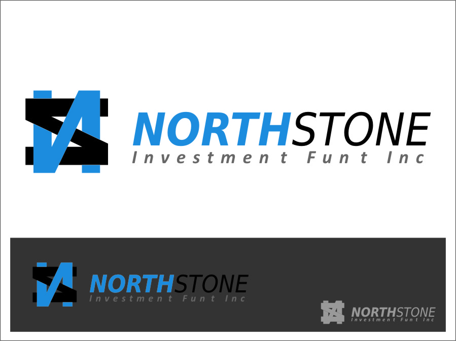 Logo Design by Ngepet_art - Entry No. 90 in the Logo Design Contest Unique Logo Design Wanted for NorthStone Investment Fund Inc.