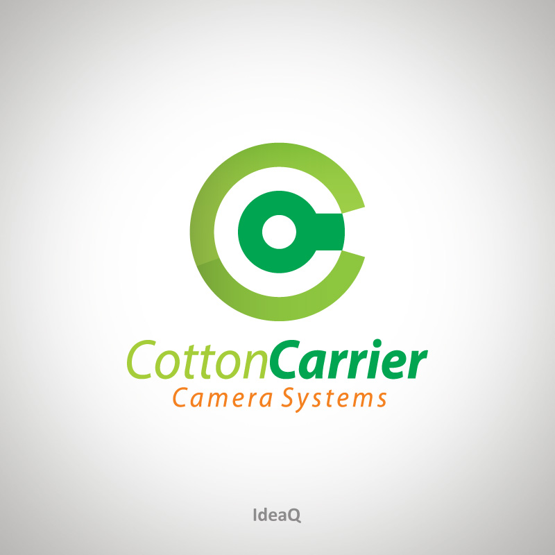 Logo Design by Private User - Entry No. 22 in the Logo Design Contest Cotton Carrier Camera Systems Logo Design.