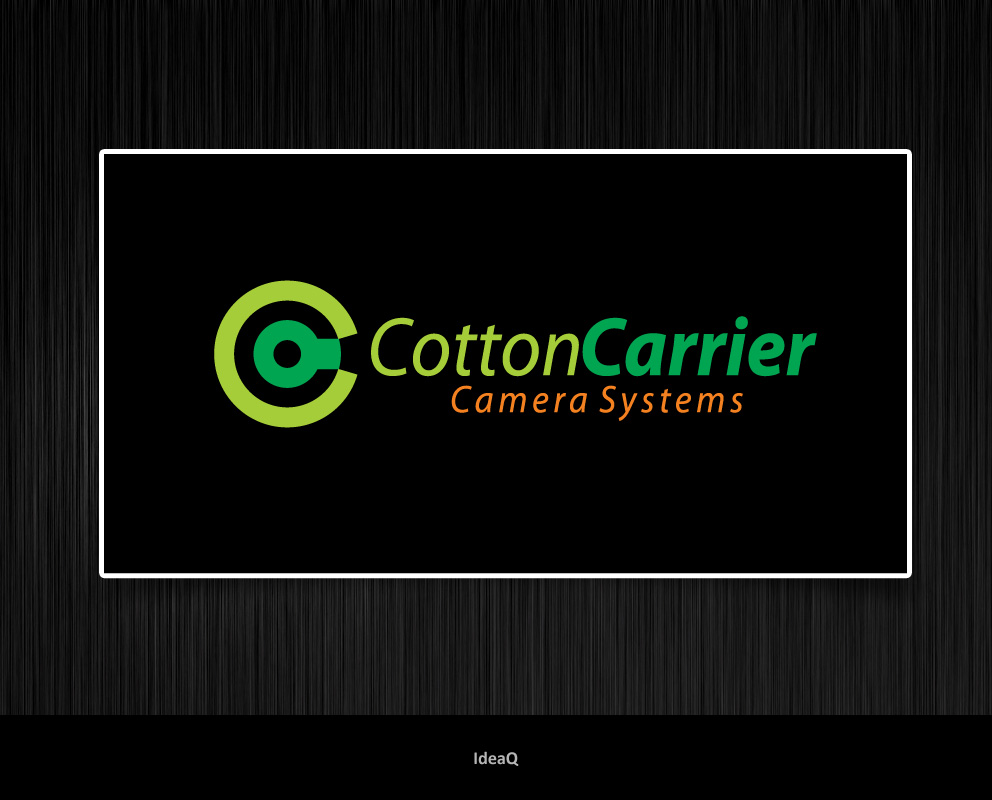 Logo Design by Private User - Entry No. 30 in the Logo Design Contest Cotton Carrier Camera Systems Logo Design.