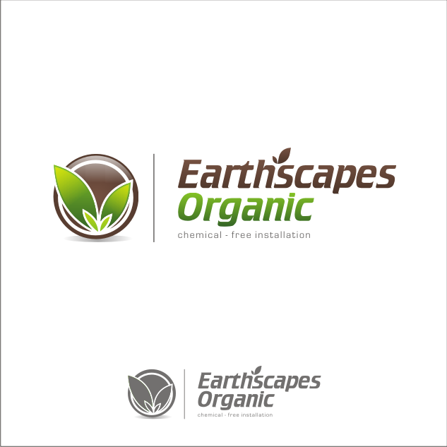 Logo Design by key - Entry No. 140 in the Logo Design Contest Earthscapes Organic.