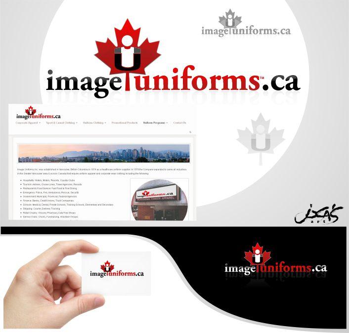 Logo Design by joca - Entry No. 39 in the Logo Design Contest Inspiring Logo Design for Image Uniforms Inc.