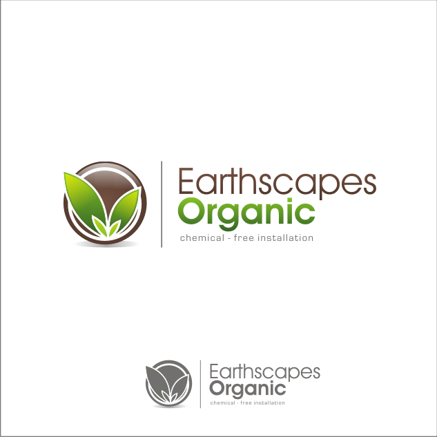Logo Design by key - Entry No. 141 in the Logo Design Contest Earthscapes Organic.
