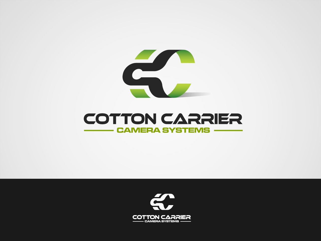 Logo Design by jpbituin - Entry No. 34 in the Logo Design Contest Cotton Carrier Camera Systems Logo Design.