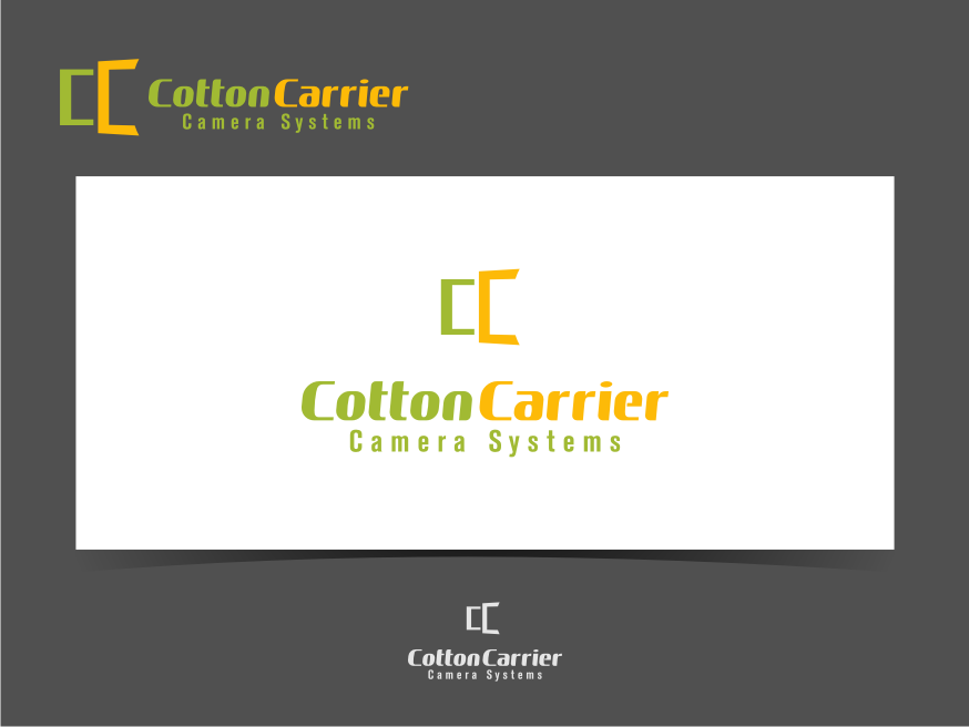 Logo Design by graphicleaf - Entry No. 35 in the Logo Design Contest Cotton Carrier Camera Systems Logo Design.