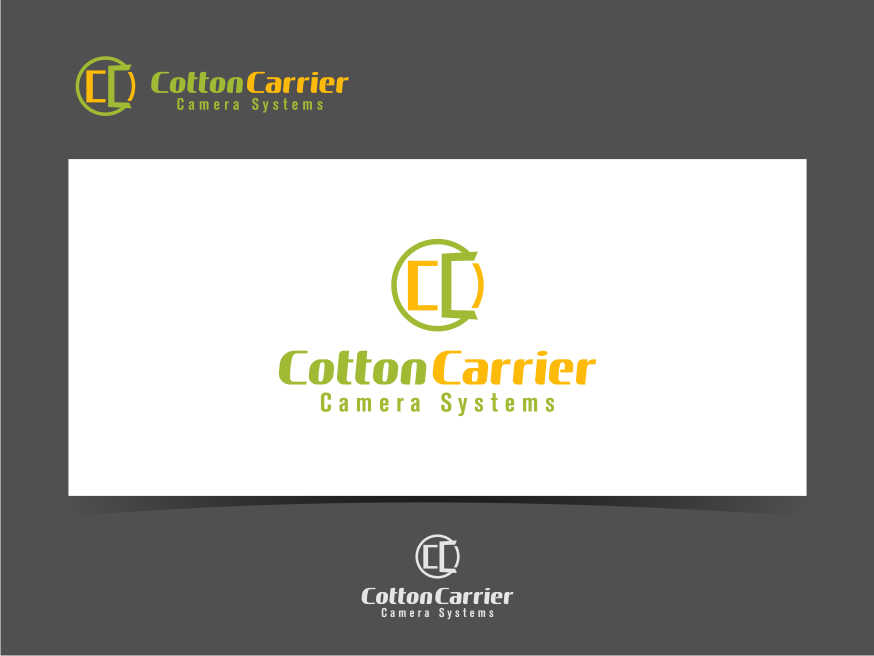 Logo Design by graphicleaf - Entry No. 36 in the Logo Design Contest Cotton Carrier Camera Systems Logo Design.