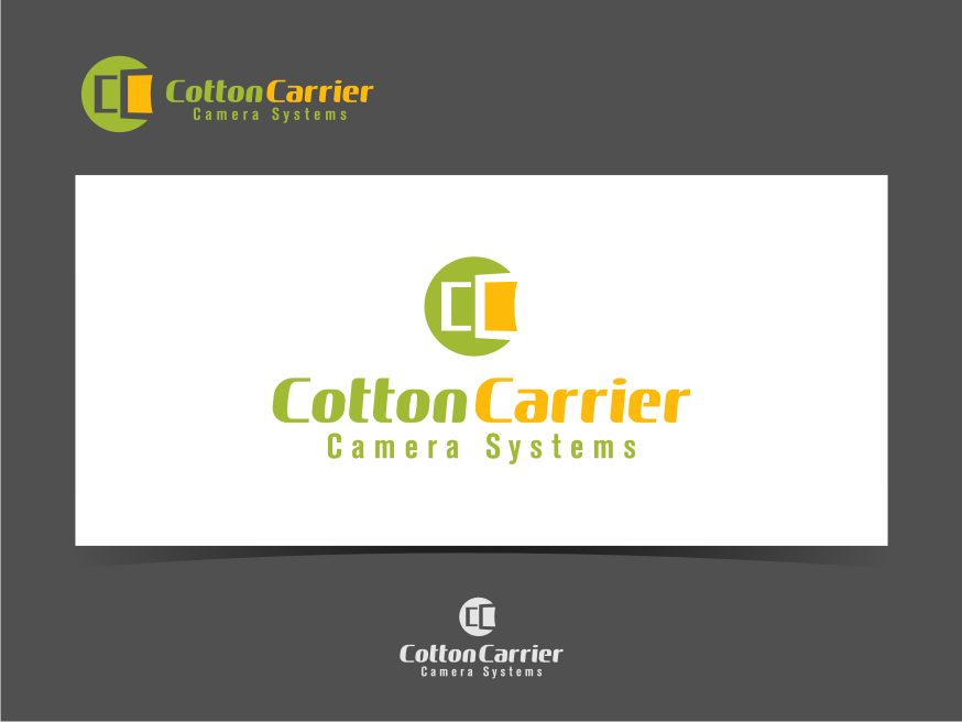 Logo Design by Muhammad Nasrul chasib - Entry No. 37 in the Logo Design Contest Cotton Carrier Camera Systems Logo Design.