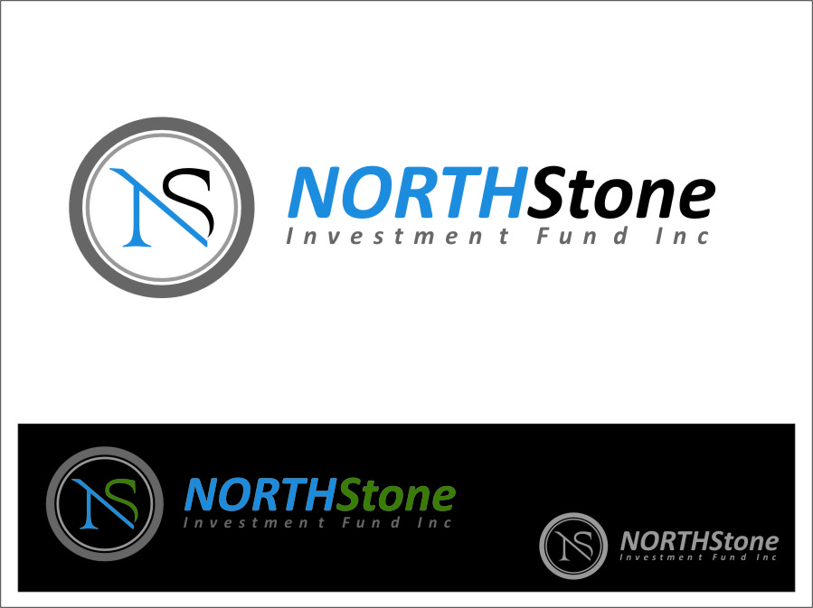 Logo Design by RoSyid Rono-Rene On Java - Entry No. 112 in the Logo Design Contest Unique Logo Design Wanted for NorthStone Investment Fund Inc.