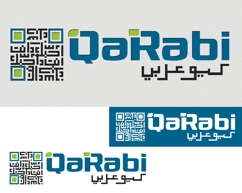 Logo Design by Private User - Entry No. 57 in the Logo Design Contest Creative Logo Design for QaRabi.