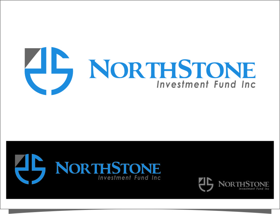 Logo Design by RoSyid Rono-Rene On Java - Entry No. 113 in the Logo Design Contest Unique Logo Design Wanted for NorthStone Investment Fund Inc.
