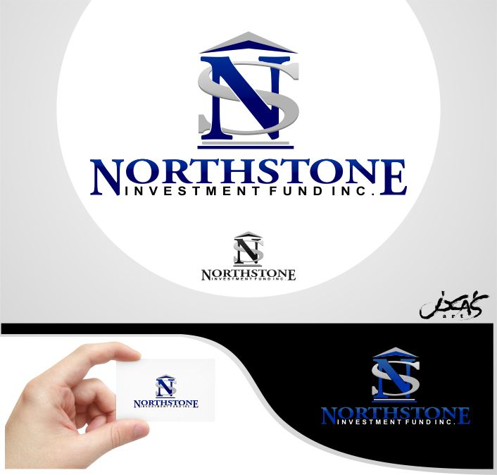 Logo Design by joca - Entry No. 116 in the Logo Design Contest Unique Logo Design Wanted for NorthStone Investment Fund Inc.