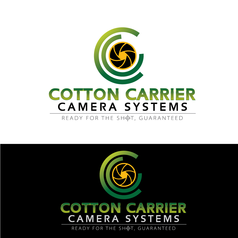 Logo Design by rockin - Entry No. 41 in the Logo Design Contest Cotton Carrier Camera Systems Logo Design.