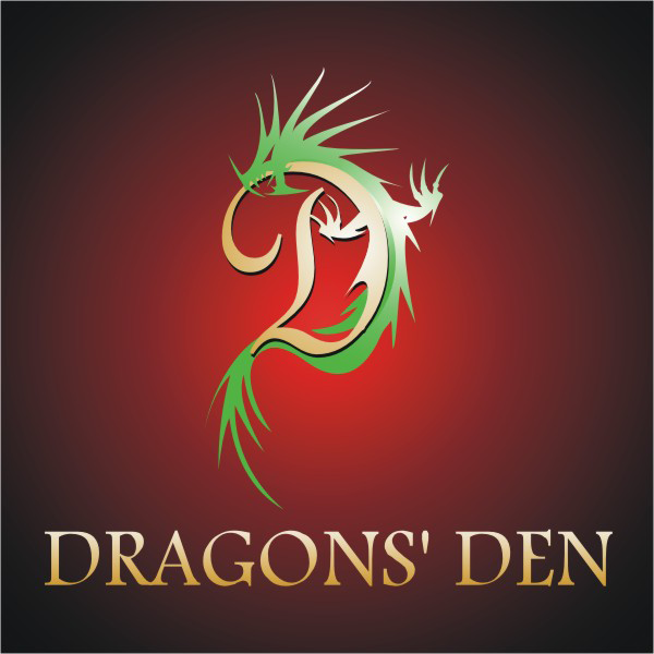 Logo Design by aspstudio - Entry No. 59 in the Logo Design Contest The Dragons' Den needs a new logo.