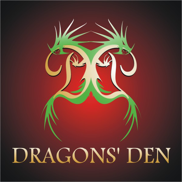 Logo Design by aspstudio - Entry No. 60 in the Logo Design Contest The Dragons' Den needs a new logo.