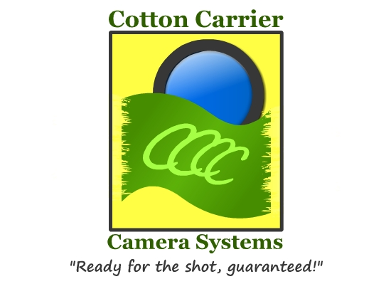 Logo Design by Ismail Adhi Wibowo - Entry No. 42 in the Logo Design Contest Cotton Carrier Camera Systems Logo Design.