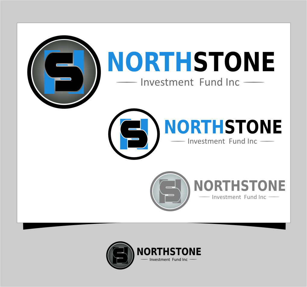 Logo Design by RasYa Muhammad Athaya - Entry No. 143 in the Logo Design Contest Unique Logo Design Wanted for NorthStone Investment Fund Inc.