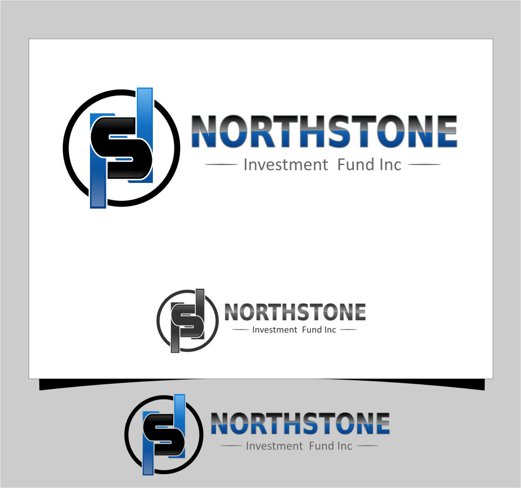 Logo Design by RoSyid Rono-Rene On Java - Entry No. 144 in the Logo Design Contest Unique Logo Design Wanted for NorthStone Investment Fund Inc.
