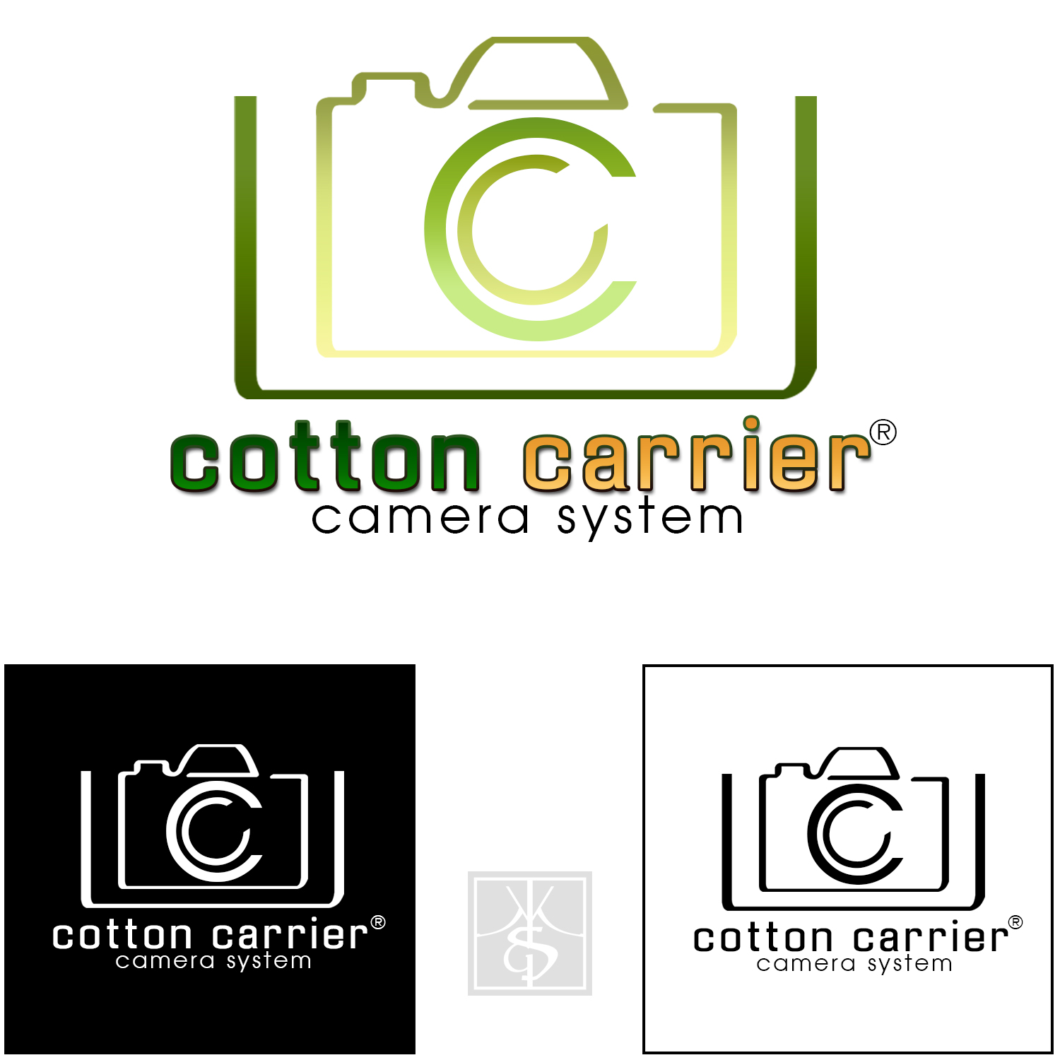 Logo Design by Kivi Marc Sarmiento - Entry No. 43 in the Logo Design Contest Cotton Carrier Camera Systems Logo Design.