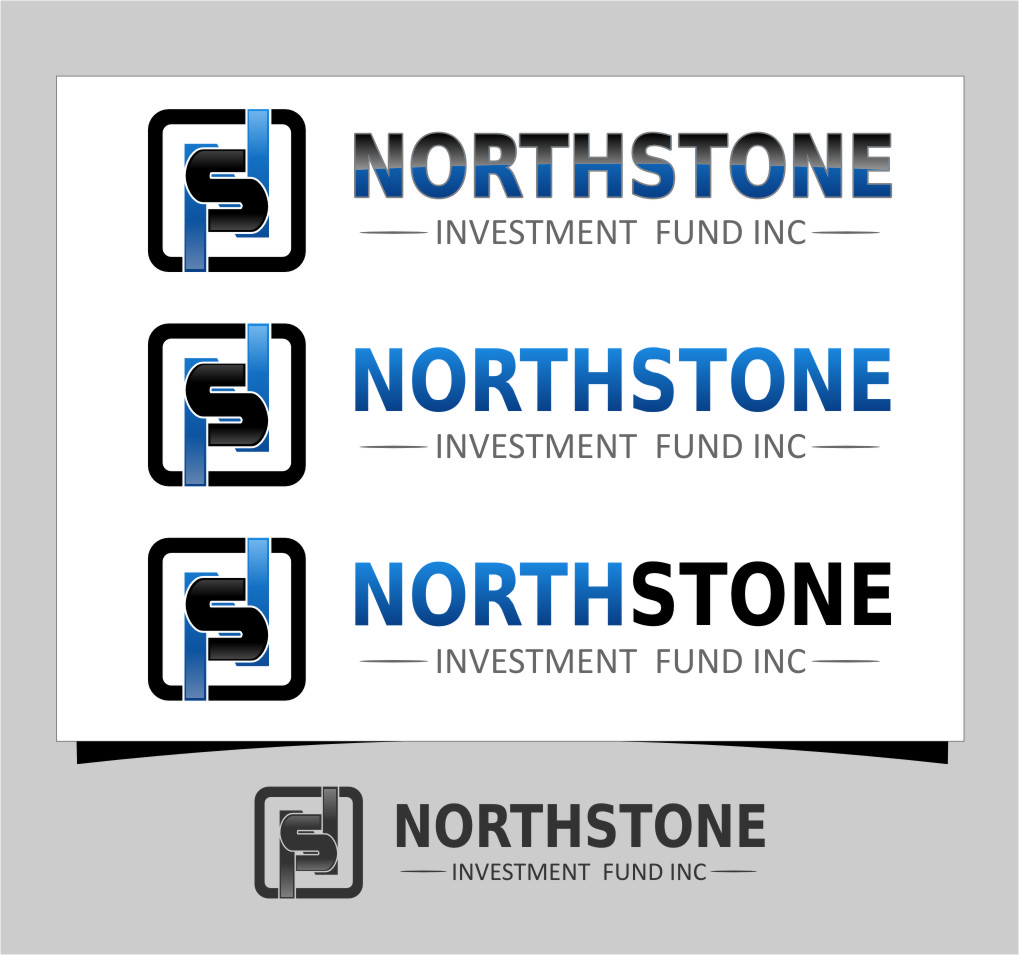 Logo Design by RoSyid Rono-Rene On Java - Entry No. 147 in the Logo Design Contest Unique Logo Design Wanted for NorthStone Investment Fund Inc.