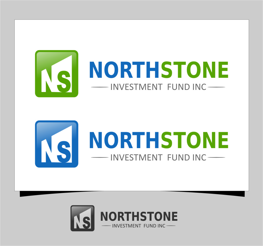 Logo Design by RasYa Muhammad Athaya - Entry No. 148 in the Logo Design Contest Unique Logo Design Wanted for NorthStone Investment Fund Inc.