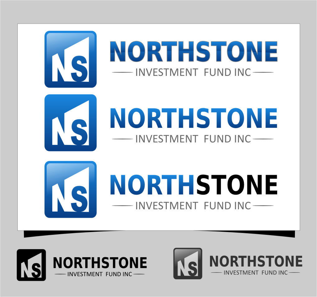 Logo Design by Ngepet_art - Entry No. 149 in the Logo Design Contest Unique Logo Design Wanted for NorthStone Investment Fund Inc.