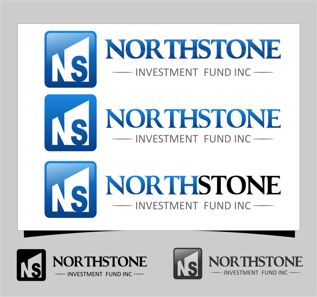 Logo Design by RasYa Muhammad Athaya - Entry No. 150 in the Logo Design Contest Unique Logo Design Wanted for NorthStone Investment Fund Inc.