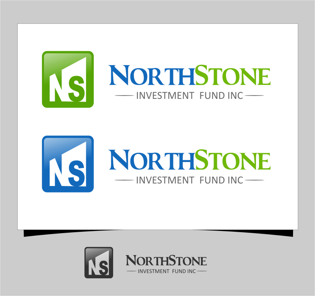 Logo Design by Ngepet_art - Entry No. 151 in the Logo Design Contest Unique Logo Design Wanted for NorthStone Investment Fund Inc.