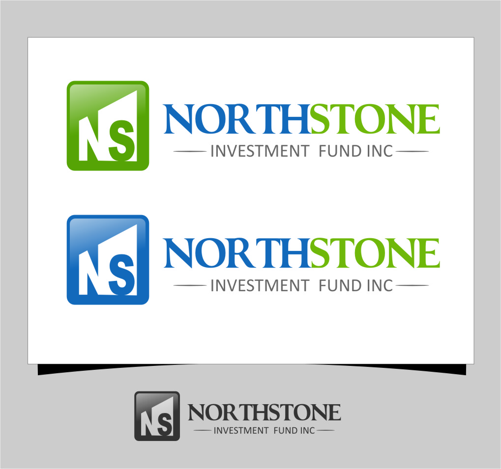 Logo Design by RasYa Muhammad Athaya - Entry No. 152 in the Logo Design Contest Unique Logo Design Wanted for NorthStone Investment Fund Inc.