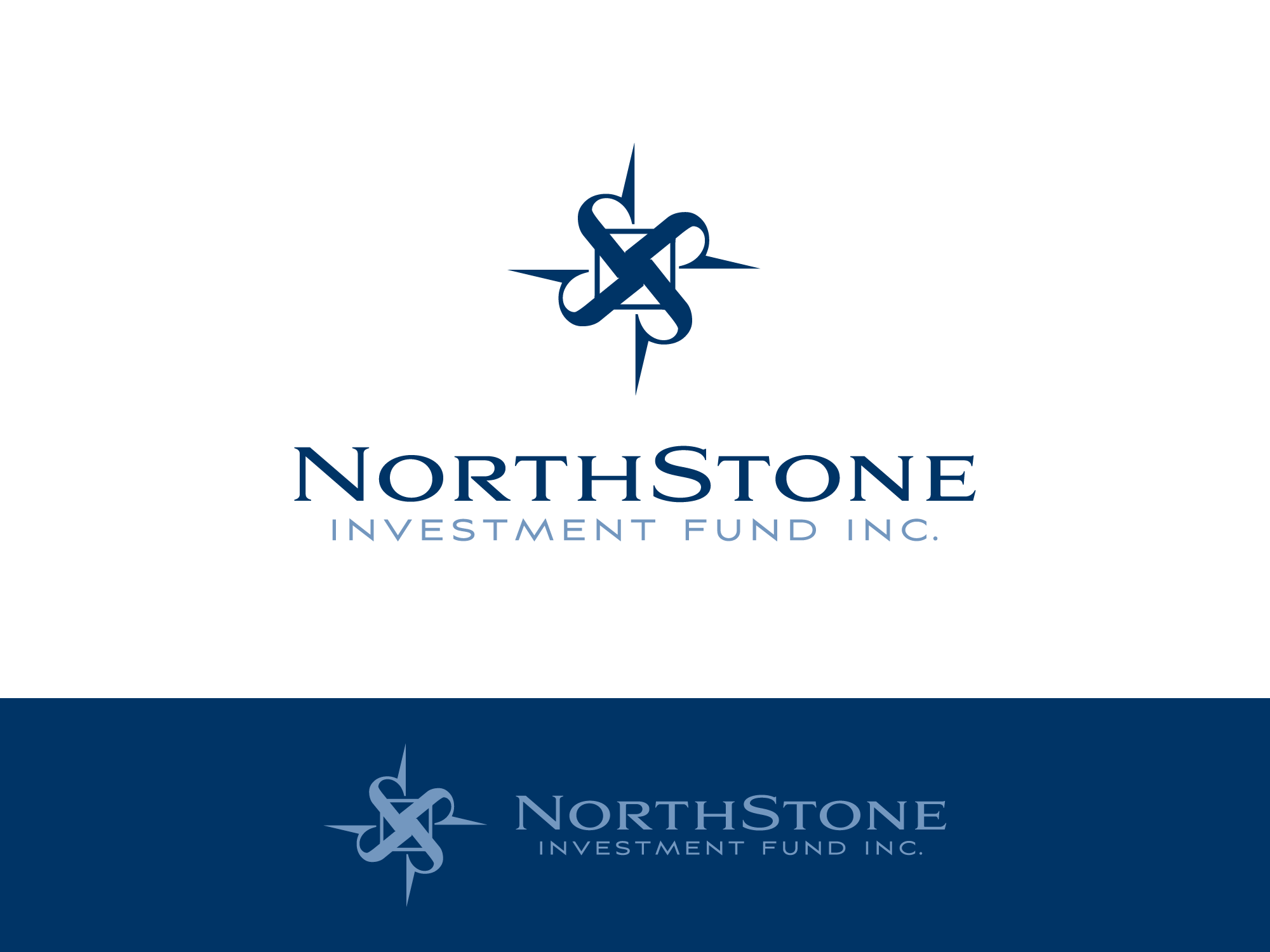 Logo Design by VhienceFX - Entry No. 155 in the Logo Design Contest Unique Logo Design Wanted for NorthStone Investment Fund Inc.
