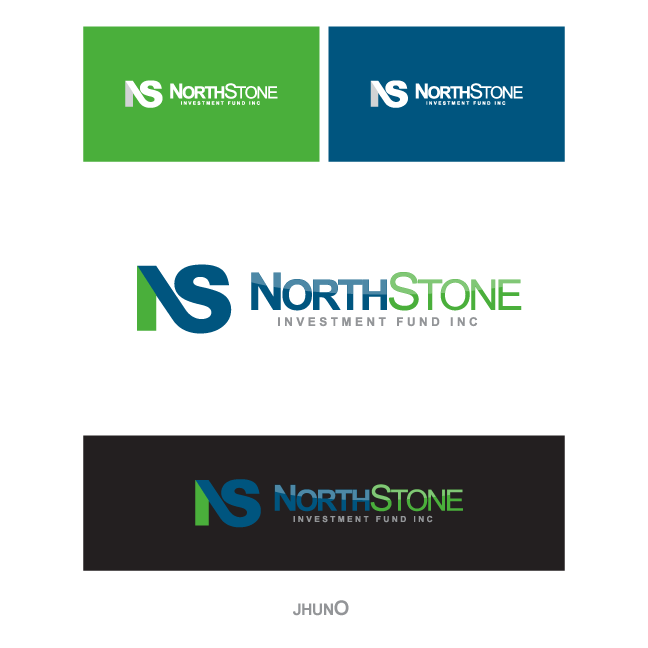 Logo Design by zesthar - Entry No. 156 in the Logo Design Contest Unique Logo Design Wanted for NorthStone Investment Fund Inc.