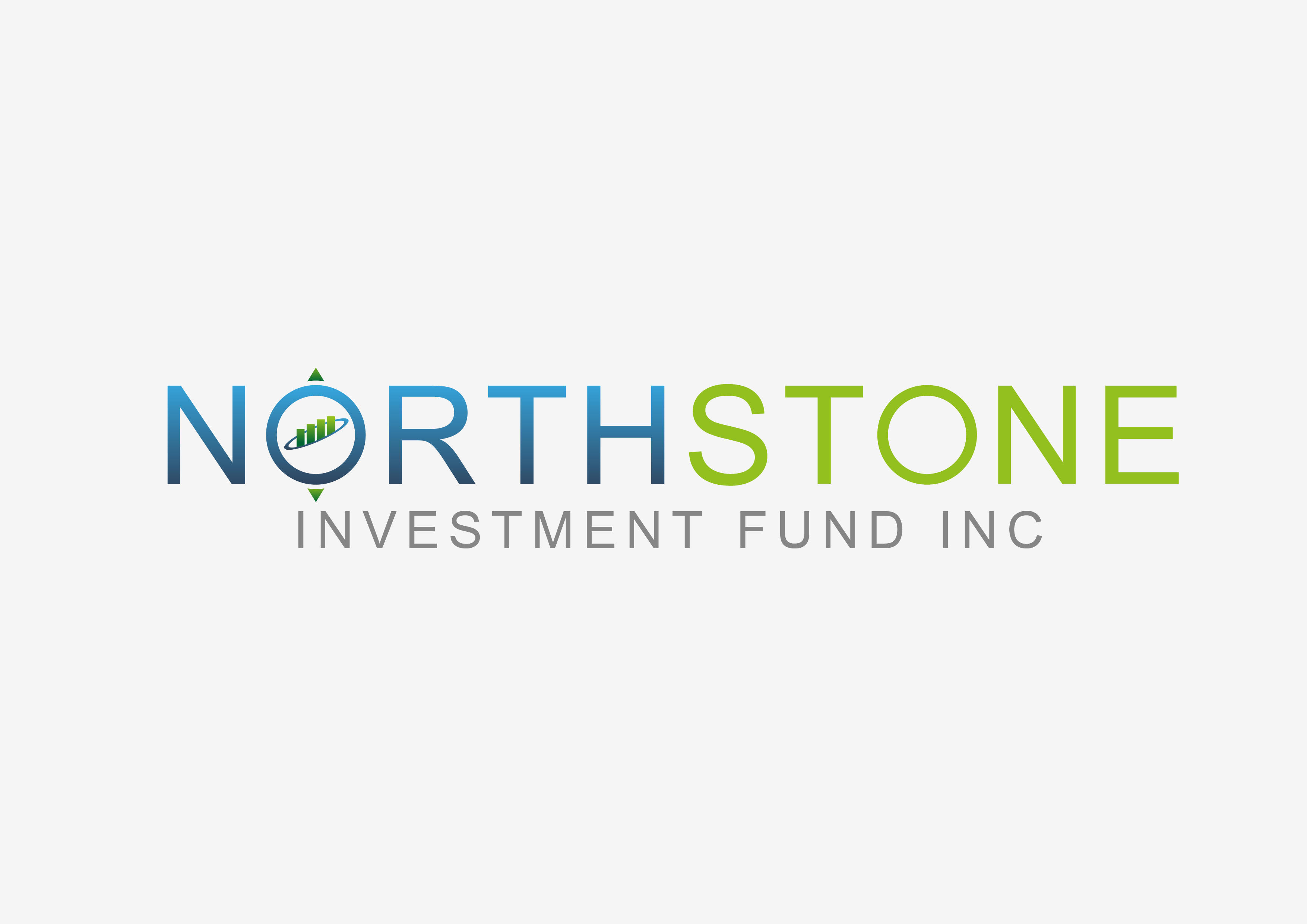 Logo Design by 3draw - Entry No. 173 in the Logo Design Contest Unique Logo Design Wanted for NorthStone Investment Fund Inc.