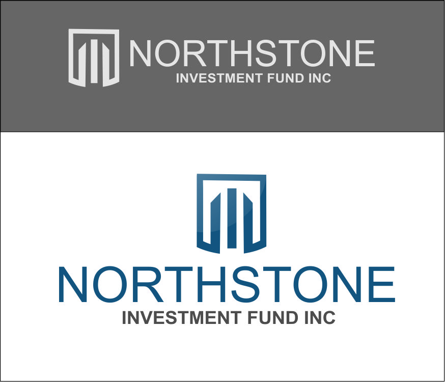 Logo Design by Agus Martoyo - Entry No. 183 in the Logo Design Contest Unique Logo Design Wanted for NorthStone Investment Fund Inc.
