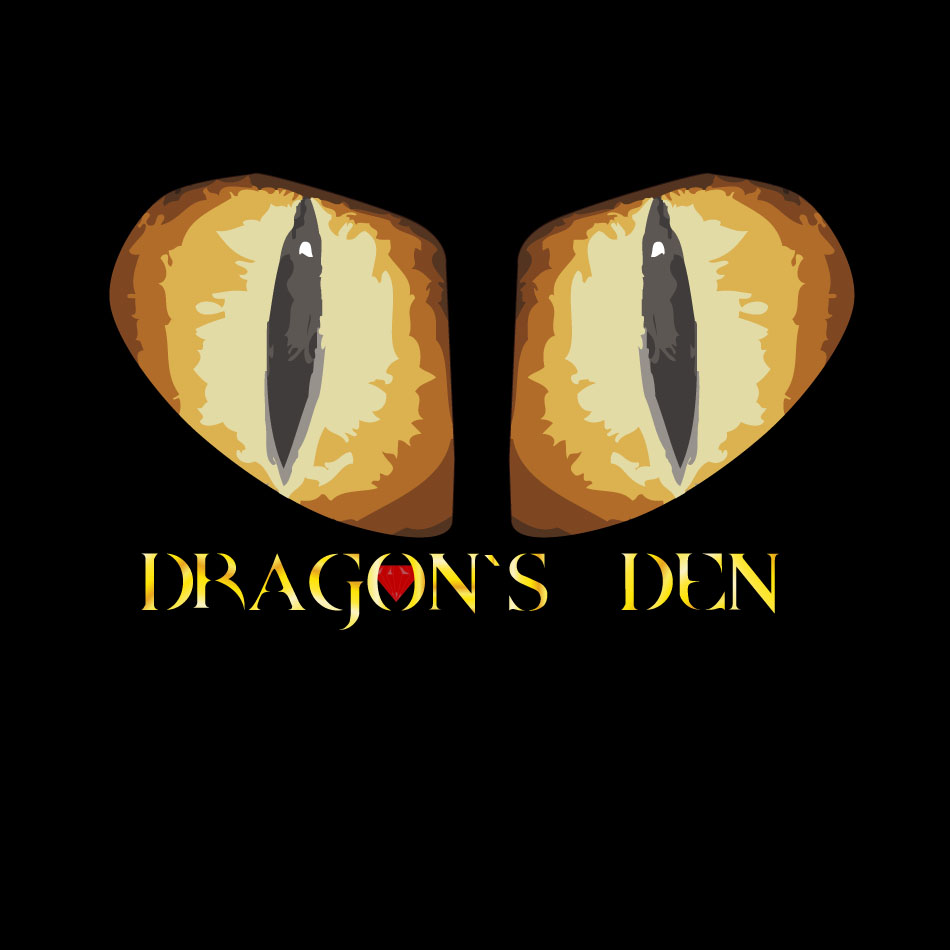 Logo Design by rseregin - Entry No. 62 in the Logo Design Contest The Dragons' Den needs a new logo.