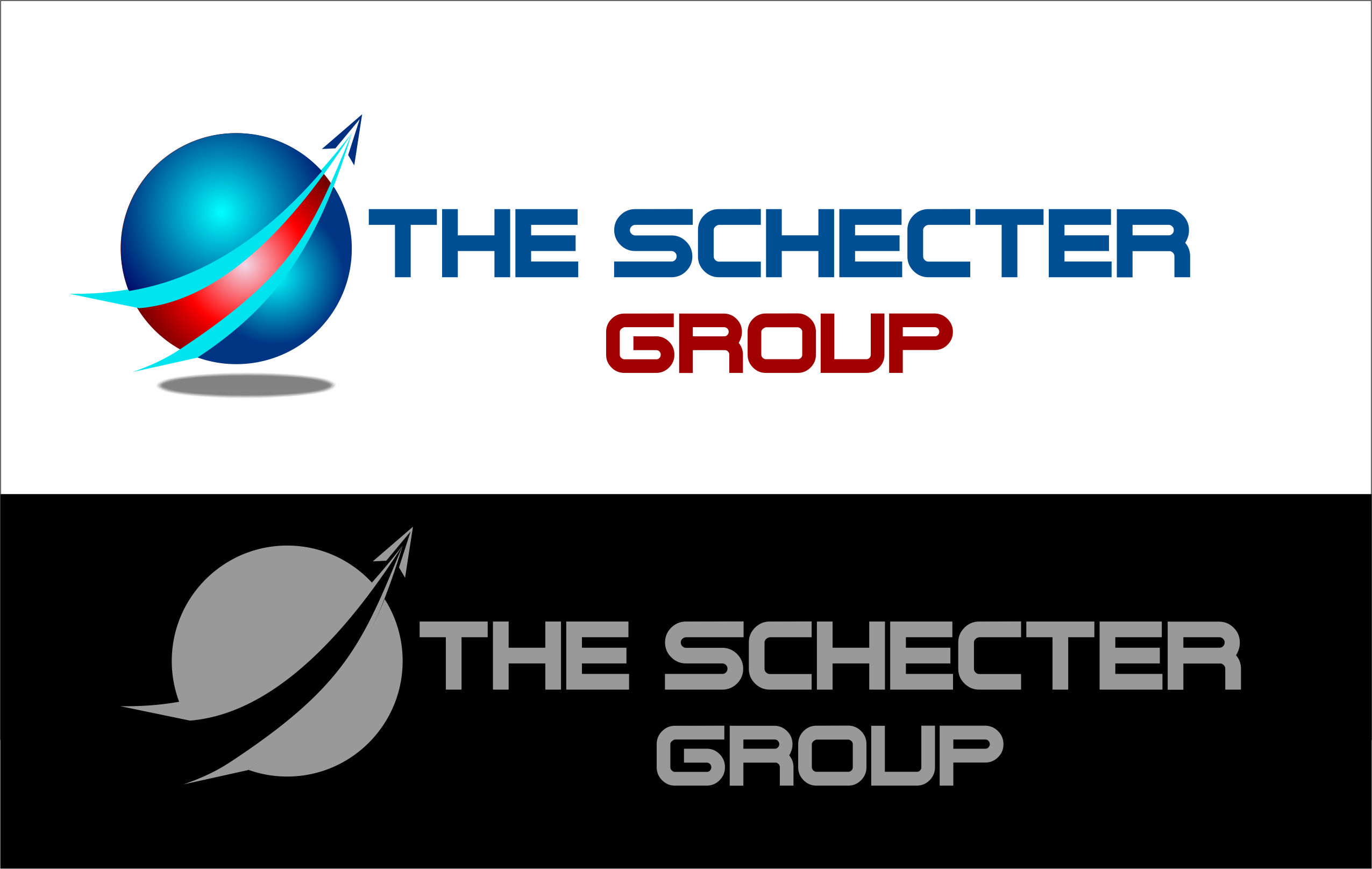 Logo Design by Agus Martoyo - Entry No. 1 in the Logo Design Contest Inspiring Logo Design for The Schecter Group.