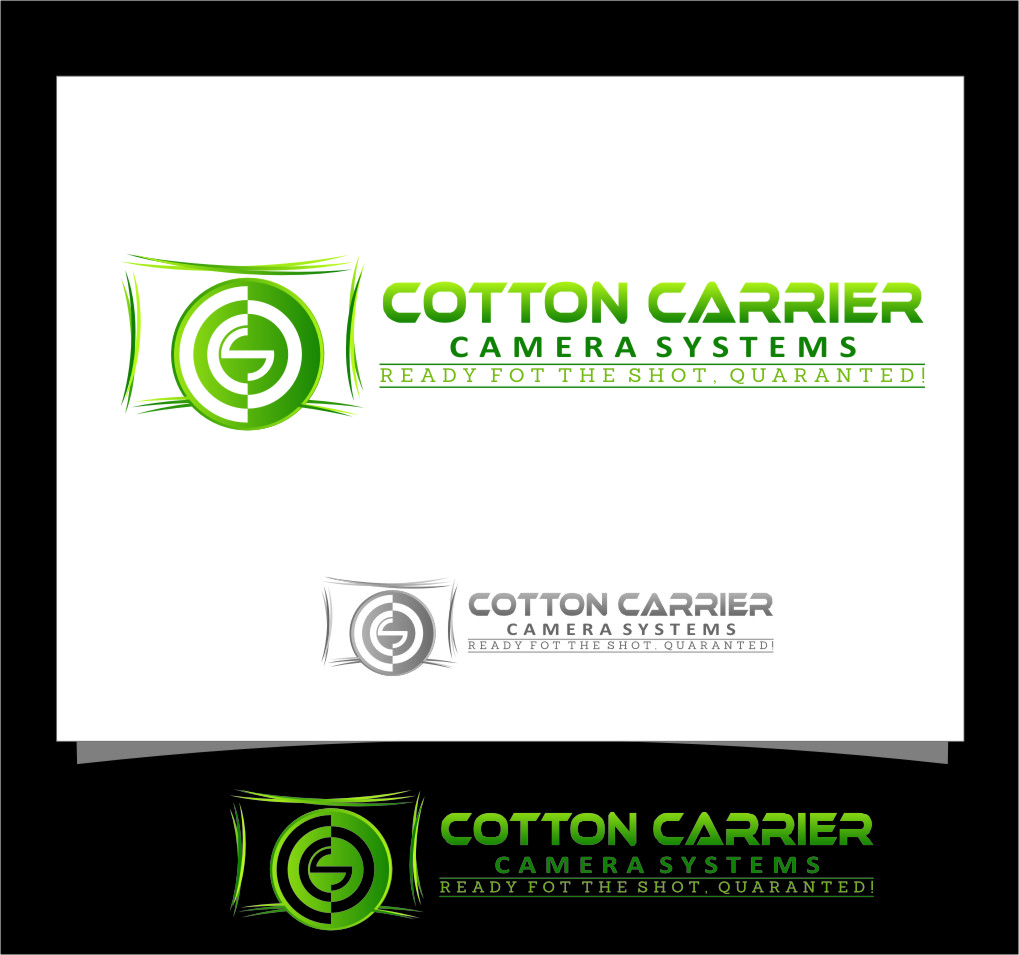 Logo Design by Ngepet_art - Entry No. 49 in the Logo Design Contest Cotton Carrier Camera Systems Logo Design.