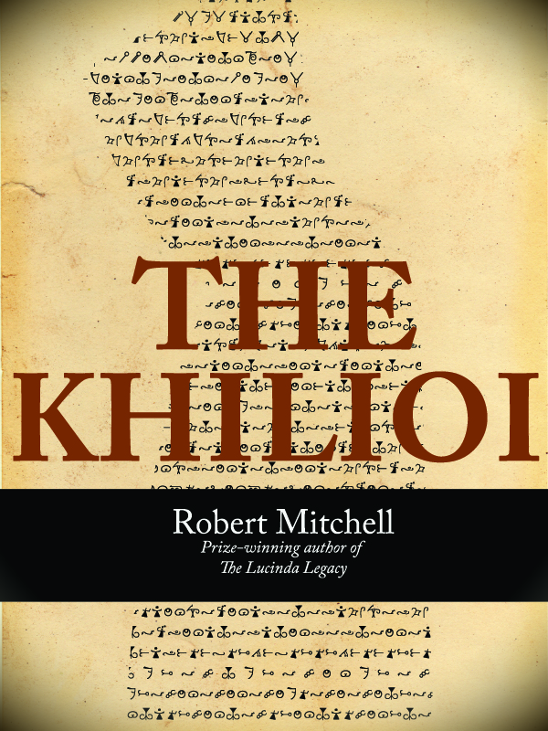Book Cover Design by Jorge Henriquez - Entry No. 60 in the Book Cover Design Contest The Khilioi Book Cover Design.