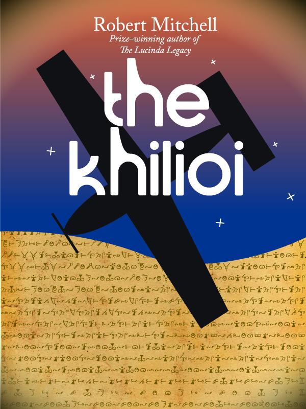 Book Cover Design by Jorge Henriquez - Entry No. 61 in the Book Cover Design Contest The Khilioi Book Cover Design.
