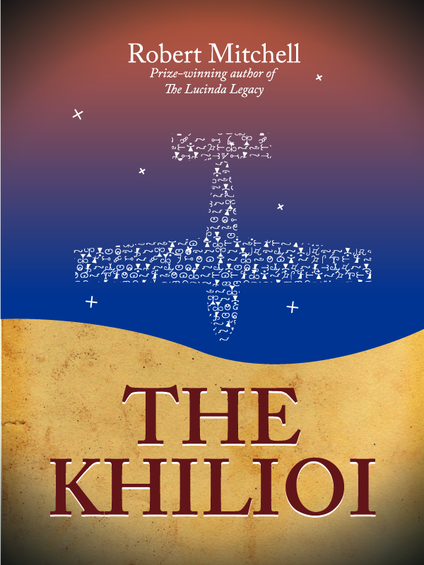Book Cover Design by Jorge Henriquez - Entry No. 62 in the Book Cover Design Contest The Khilioi Book Cover Design.
