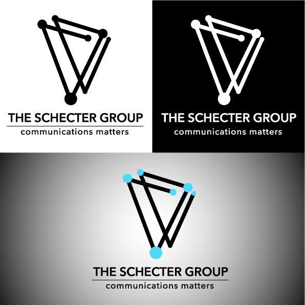 Logo Design by Jorge Henriquez - Entry No. 5 in the Logo Design Contest Inspiring Logo Design for The Schecter Group.