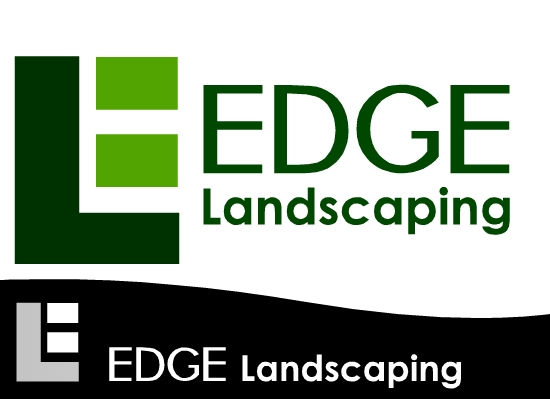 Logo Design by Ismail Adhi Wibowo - Entry No. 7 in the Logo Design Contest Inspiring Logo Design for Edge Landscaping.