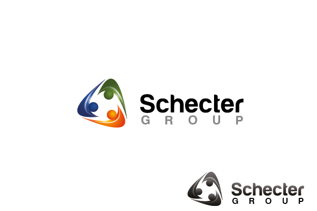 Logo Design by Private User - Entry No. 9 in the Logo Design Contest Inspiring Logo Design for The Schecter Group.