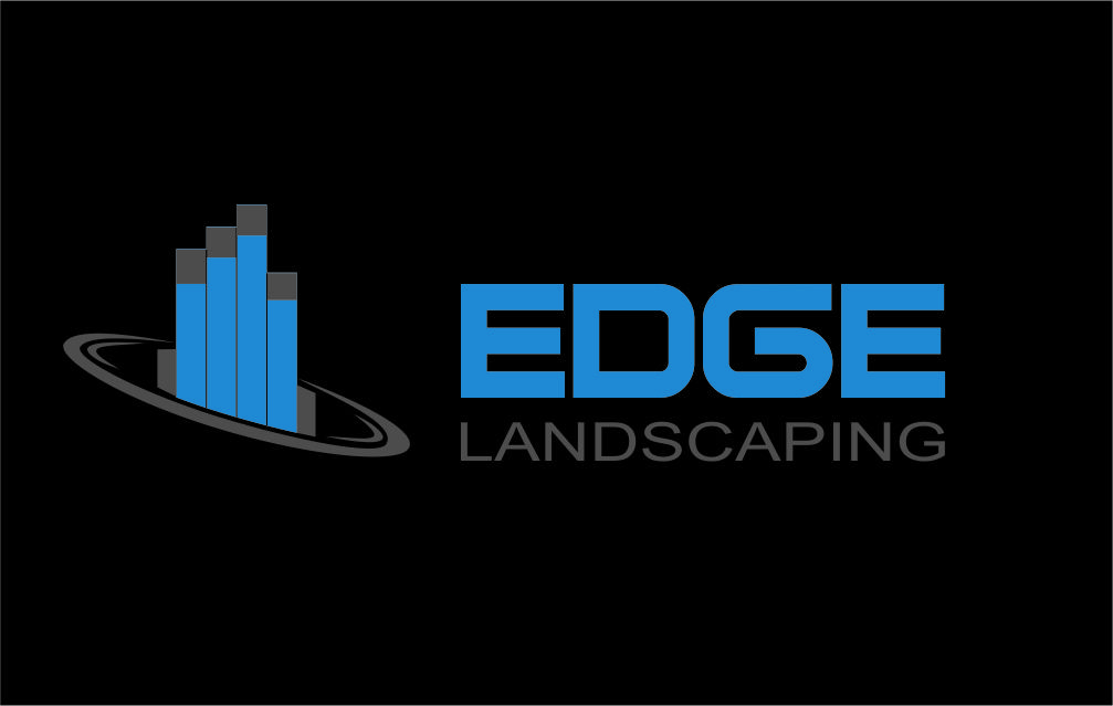 Logo Design by Agus Martoyo - Entry No. 11 in the Logo Design Contest Inspiring Logo Design for Edge Landscaping.