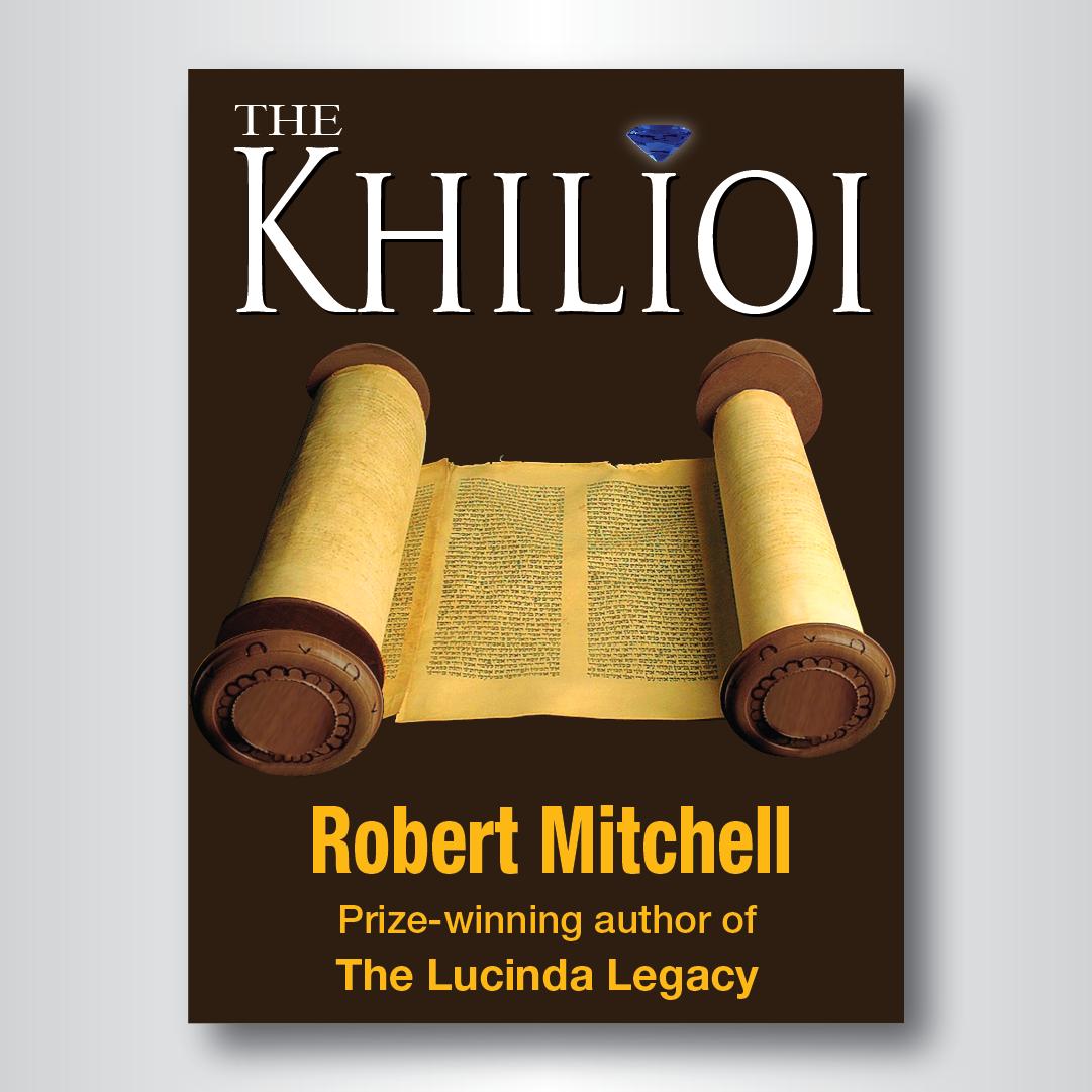 Book Cover Design by darkobovan - Entry No. 64 in the Book Cover Design Contest The Khilioi Book Cover Design.