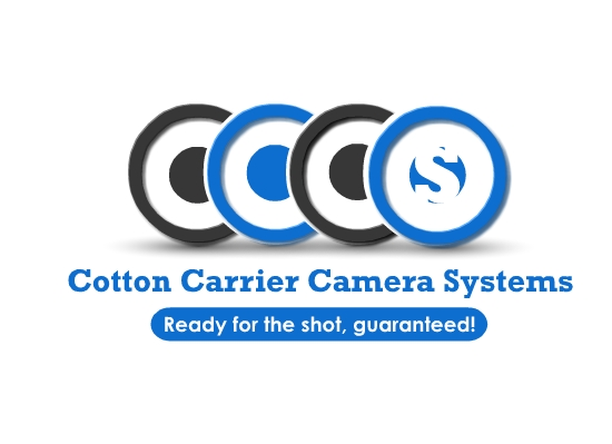 Logo Design by Ismail Adhi Wibowo - Entry No. 51 in the Logo Design Contest Cotton Carrier Camera Systems Logo Design.