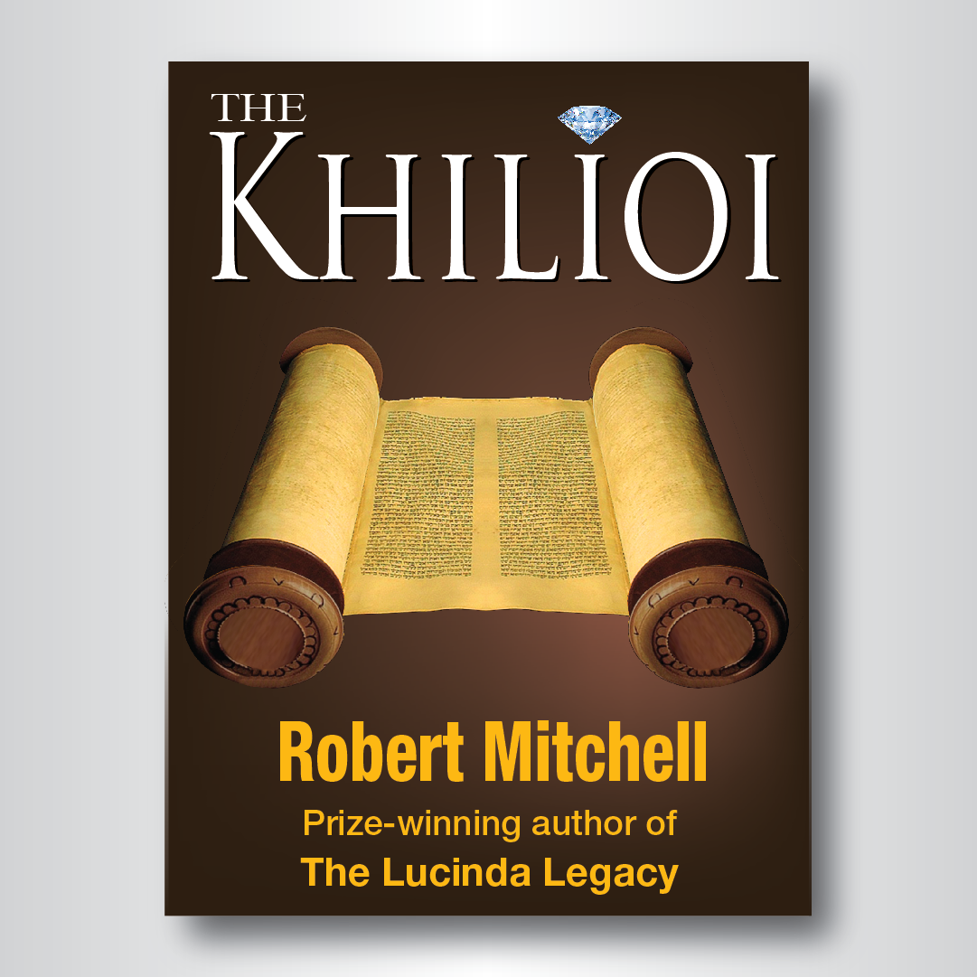 Book Cover Design by darkobovan - Entry No. 72 in the Book Cover Design Contest The Khilioi Book Cover Design.
