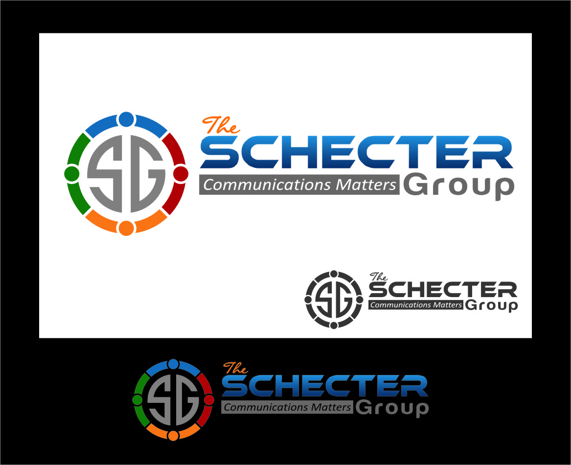 Logo Design by Ngepet_art - Entry No. 13 in the Logo Design Contest Inspiring Logo Design for The Schecter Group.