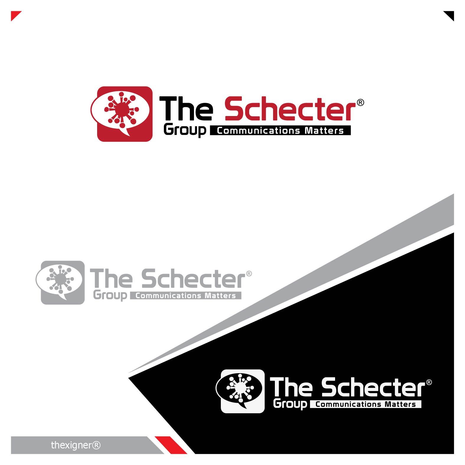 Logo Design by lagalag - Entry No. 17 in the Logo Design Contest Inspiring Logo Design for The Schecter Group.