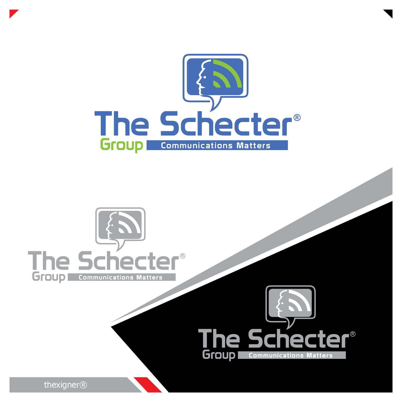 Logo Design by lagalag - Entry No. 18 in the Logo Design Contest Inspiring Logo Design for The Schecter Group.