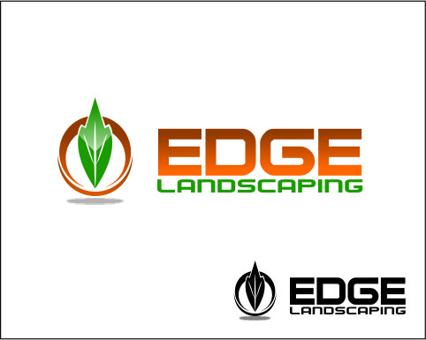 Logo Design by Agus Martoyo - Entry No. 22 in the Logo Design Contest Inspiring Logo Design for Edge Landscaping.