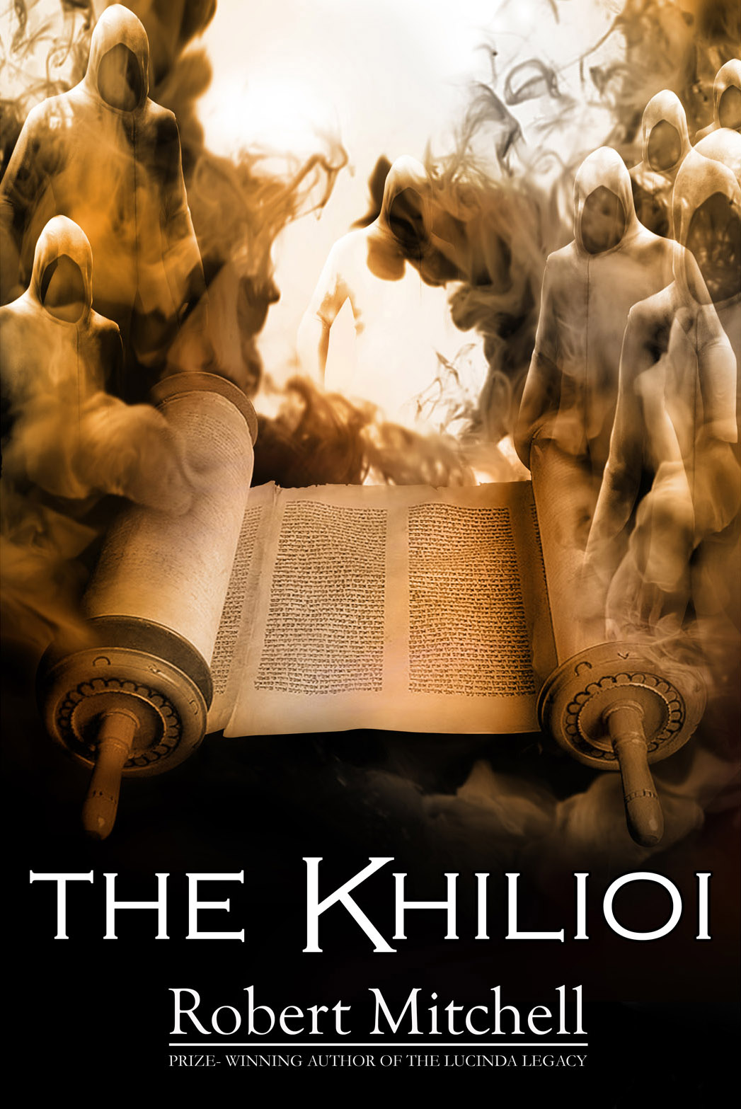 Book Cover Design by Mark Anthony Moreto Jordan - Entry No. 77 in the Book Cover Design Contest The Khilioi Book Cover Design.